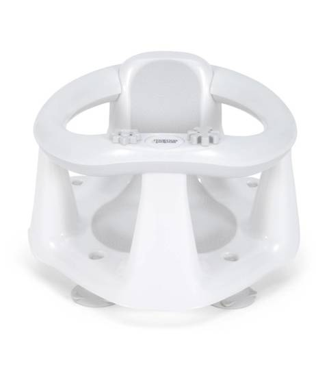 Bath Seat Oval - White/Grey