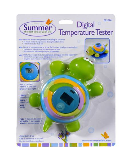 Digital Bath Temperature Tester