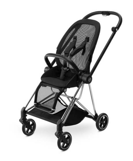 Cybex MIOS Pushchair - Chrome