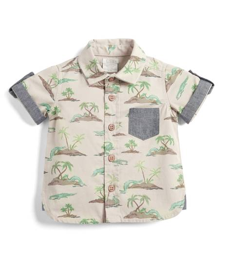Crocodile Shirt