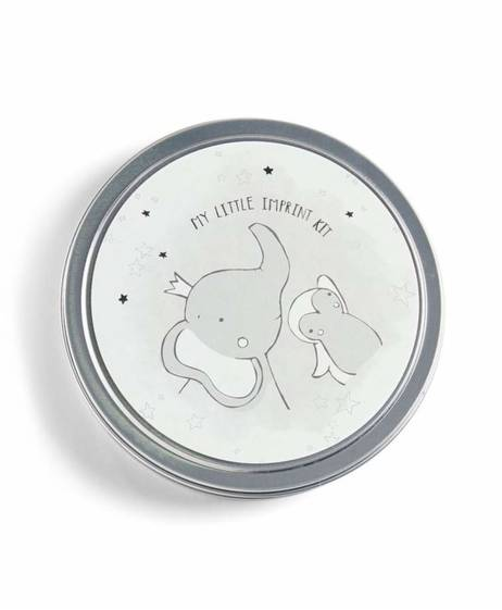 Tiny & Star Imprint Tin