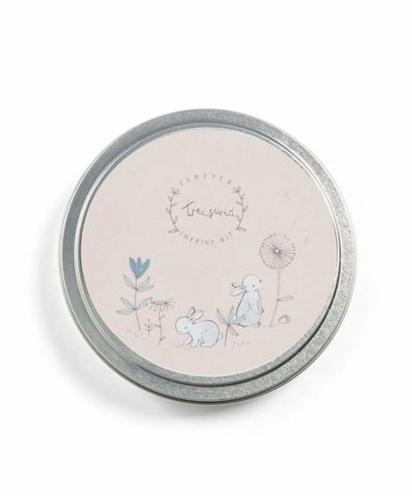 Imprint Tin - Forever Treasured Pink