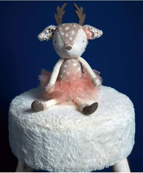 Christmas Soft Toy - Fawn