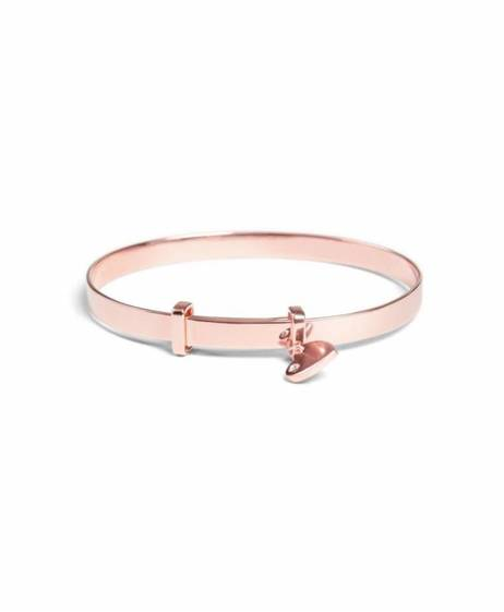 Rose Gold Bracelet - Forever Treasured