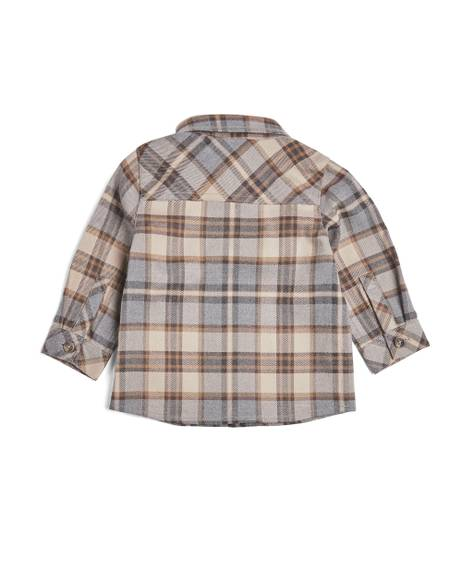 Multicolored Check Shirt