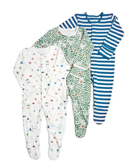 Camping Sleepsuits - 3 Pack