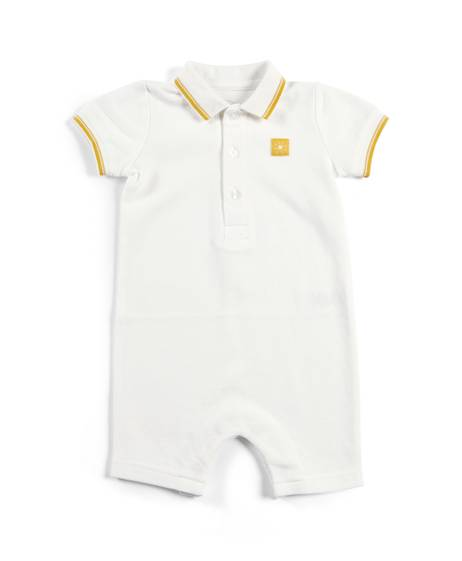 Polo Shortie Romper