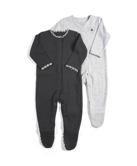 6 Piece Monochrome Clothing Set