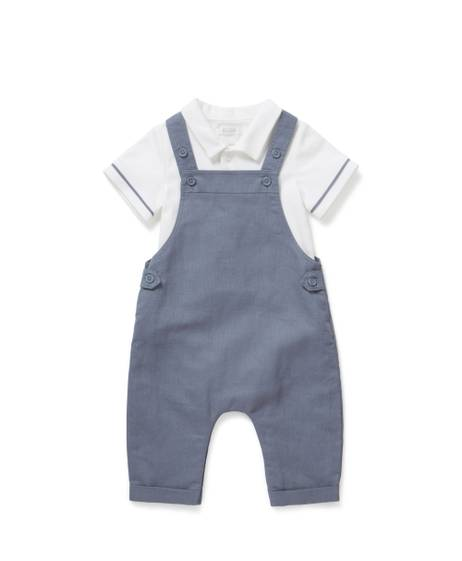 Dungaree Set - 2 Piece