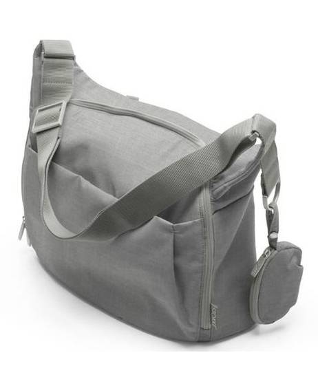 Stokke® XPLORY  Changing Bag - Grey Melange