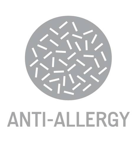 Anti-Allergy Cotbed Mattress Cover