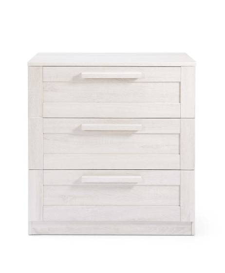 Atlas Dresser/Changer - Nimbus White