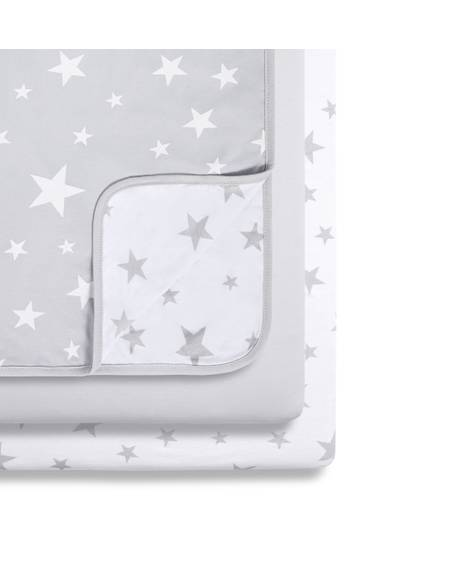 Snuz 3pc Crib Bedding Set – Stars