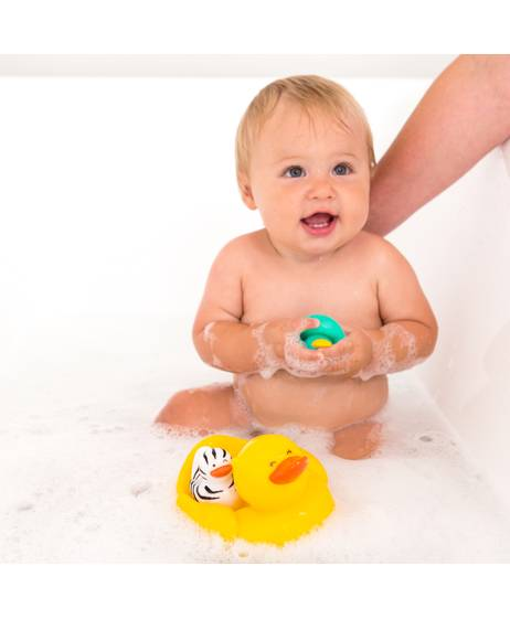 Infantino Bath Duck N Family