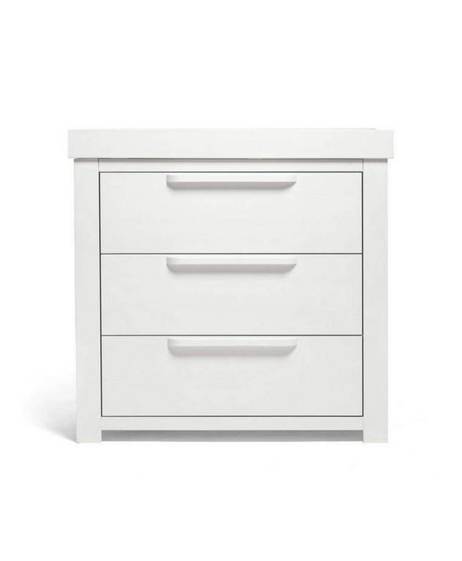 Franklin Dresser & Changer - White Wash