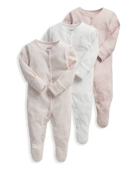3 Pack Eid Sleepsuits