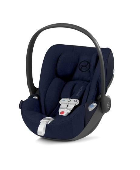 Cybex Cloud Z i-Size Baby Car Seat incl. SensorSafe - Midnight Blue