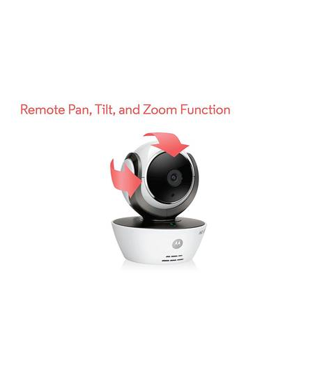 Motorola MBP85 Connect  HD Wi-Fi video Baby Monitor