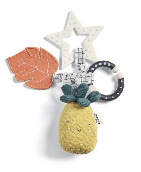 Wildly Adventures Pineapple Linkie Toy