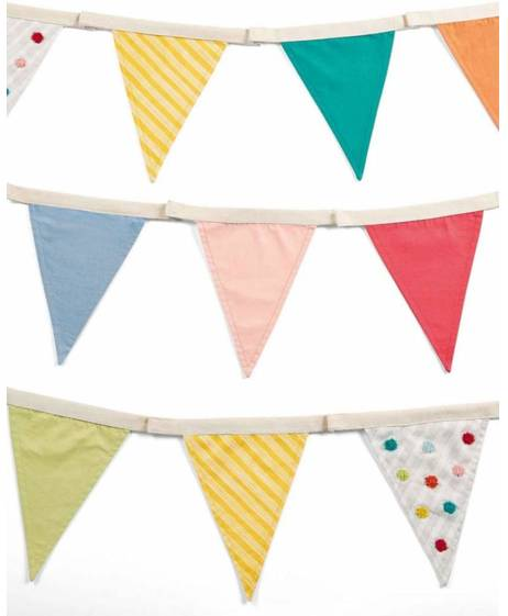 Big Top Tales Bunting
