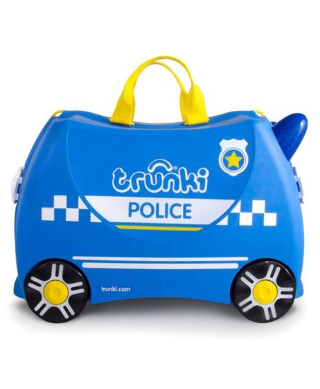 Trunki Percy Police Car Ukv