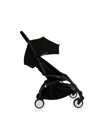 Babyzen YOYO 6 Months+ 2 Piece Set - Black