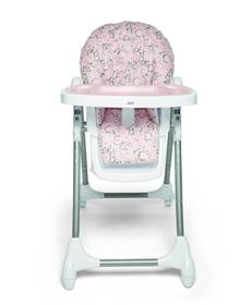 Snax Highchair - Alphabet Floral