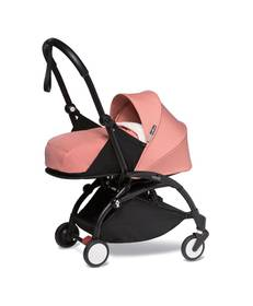 BABYZEN stroller YOYO² 6+ Black Frame + Ginger color pack