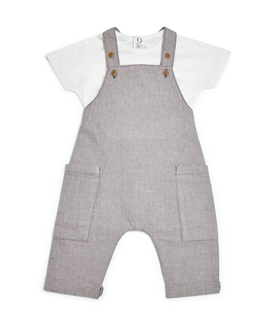 Mamas /& Papas Girls Top /& Legging Set Community Garden Clothing